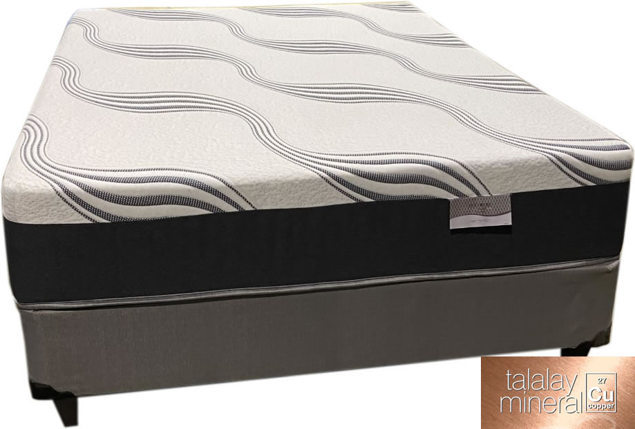 Cayman hybrid mattress