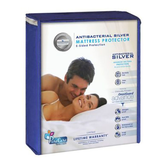 PureCare Silver Mattress Protector